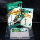 LEGEND OF ZELDA SUPER FAMICOM SNES GAME