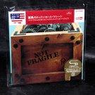Bachman-Turner Overdrive Not Fragile BTO CD mini LP Japan Music CD NEW