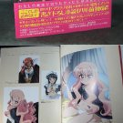 Zero No Tsukaima Complete Art Book Japan ANIME NEW