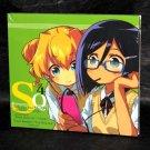 Etrian Odyssey 4 Sekaiju no Meikyuu IV Japan 3DS GAME MUSIC CD