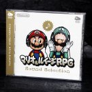 Mario and Luigi RPG Sound Selection DS GBA Club Nintendo Game MUSIC CD