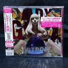 Lady Gaga Artpop Japan Deluxe Limited Edition CD plus DVD Bonus Tracks NEW