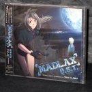 Madlax O.S.T Japan Original Anime Music CD Soundtrack NEW