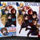 Bun Bun Illustrations 1st Edition With Slipcase ANIME ART BOOK NEW