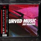 Joe Hisaishi Curved Music RARE JAPAN MUSIC CD