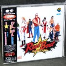 Real Bout Special Sound Trax Japan GAME MUSIC CD NEO GEO SNK