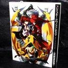 BlazBlue Chronophantasma Story Maniacs Japan PS3 Game Art Book NEW