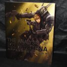 Appleseed Saga Ex Machina The Analysis Japan ANIME ART BOOK