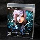 LIGHTNING RETURNS FINAL FANTASY XIII PS3 Japan RPG Game