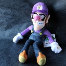 Waluigi Super Mario Plush Soft Toy Japan Nintendo Original NEW