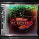 STREET FIGHTER ZERO 3 OST Original Game Soundtracks Capcom Japan MUSIC 2 CD Set