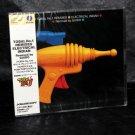 Tobal No. 1 Remixes Electrical Indian By Guido REMIX Japan GAME MUSIC CD 1996