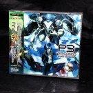 Persona 3 P3 Original Soundtrack OST Japan GAME MUSIC 2 CD Set NEW