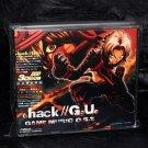 .hack//G.U. Game Original Soundtrack PS2 Japan GAME MUSIC 2 CD 3 Discs