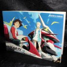 Eureka Seven Anime Art Mecha Machine Sketch Book 2 Vol. 2