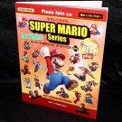 Super Mario Series Piano Solo Score Japan Video Game Best Plus Music Book NEW