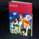 Girls und Panzer Encyclopedia Japan Anime Manga Art Book NEW