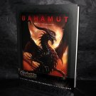 Rage of Shingeki no Bahamut Official Art Works Japan Game Art Book