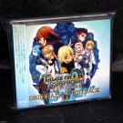 Tales Of Symphonia Dawn Of The New World WII 4 CD SET JAPAN GAME MUSIC CD