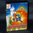 Sparkster Rocketnight Adventures 2 Japan Sega Megadrive Konami Action Game