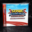SONIC ALL-STARS RACING TRANSFORMED SOUNDTRACK Japan Sega Game Music 2 CD Set NEW