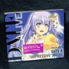 Date A Live2 Music Collection 2 Japan Anime CD NEW