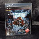 Lost Planet 3 PS3 Japan Capcom Shooting Action Game NEW