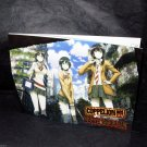 Coppelion Japan Anime Art Works Data Sketch Book
