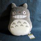 Large Totoro Studio Ghibli Anime Cute Soft Die-Cut Cushion Japan NEW