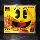 Pac-Man World 20th Anniversary PS1 Japan Action Puzzle Game