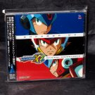 Mega Man Rockman X7 Original Soundtrack Japan Capcom Game Music CD