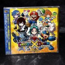 Etlanz Game Music Game Music Cross X Over Japan Doujin Game Music CD NEW