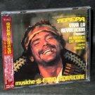 Ennio Morricone Tepepa Blood And Guns Long Live Revolution Japan SOUNDTRACK CD