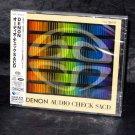 Denon Digital Audio Tuning Check Disc SACD Hybrid Super Audio Japan CD NEW