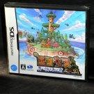 Ecolis - Aoi Umi to Ugoku Shima DS RPG JAPAN GAME