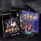 Castle Shikigami 2 Shikigami No Shiro II PS2 JAPAN LTD EDITION GAME and FIGURE