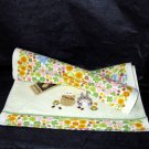 Totoro Soft Long Hand Towel High Quality Cute Pattern Japan Original Fabric