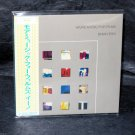 Brian Eno More Music For Films Japan CD mini LP with Free Shipping NEW