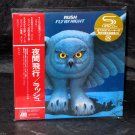 Rush Fly By Night SHM CD MINI LP LTD ED JAPAN NEW