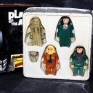 Planet of the apes MEDICOM KUBRICK Set of 4 Figures Japan Cornelius
