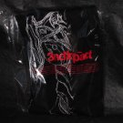 EVANGELION 3nd 3rd Impact PSP Game T-shirt Small Size NEW