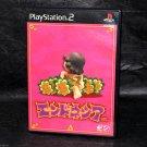 Endonesia Endnesia Exotica PS2 Japan Action Adventure Video Game