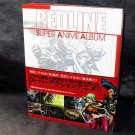 RedLine Super Anime Album JAPAN ANIME ART BOOK