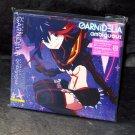 Kill la Kill GARNiDELiA Ambiguous Japan Anime Music CD plus DVD NEW