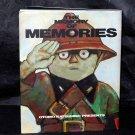 The Memory Of Memories MOVIE Katsuhiro Otomo JAPAN ANIME ART BOOK