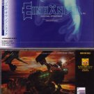 EINHANDER ORIGINAL SOUNDTRACK Digicube Edition Japan Game Music CD