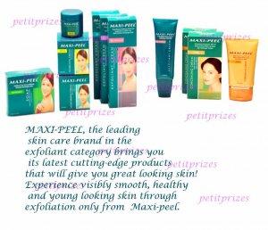Maxipeel Exfoliant Cream with Sunblock