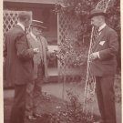 The Three Boys at Ditton Real Photo Post Card RPPC - 3615