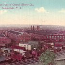 Biew of General Electric Company in Schenectady New York NY, 1911 Vintage Postcard - 3719