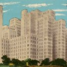 Medical Center in New York City NY, Vintage Postcard - 3754